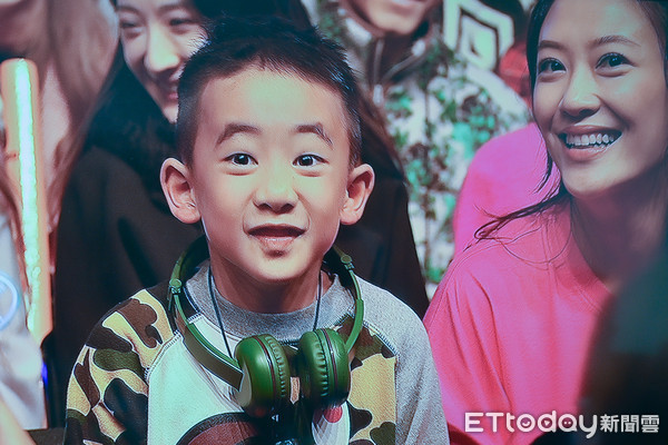 ▲▼jasper和應采兒出席2019 陳小春「STOP ANGRY」巡迴演唱會台北站。(圖/記者張一中攝)