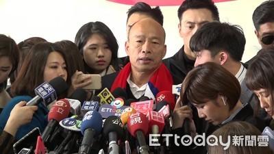 推女警惹議 韓國瑜:陳宜民應該公開道歉