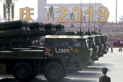 陸「PCL191多管火箭炮」駐紮福建:最靠台灣