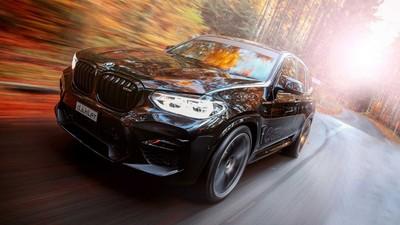 瑞士加持BMW X3 M馬力衝上610匹