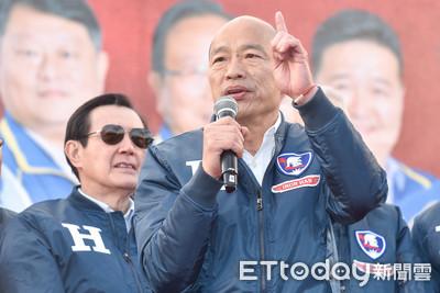 韓酸民進黨不分區擺平派系:高明不到哪裡去