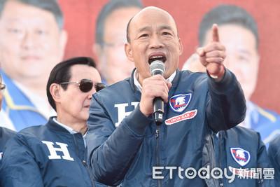 1221挺韓大遊行 幕僚估20萬人到場