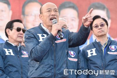 獨/「鋼鐵H夾克」加碼20件「韓國瑜親筆簽名」