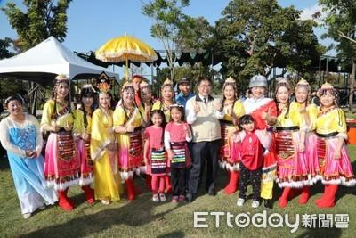 黃偉哲感謝新住民為台灣注入活力