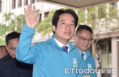 快訊/蔡英文、賴清德「3號」:三張選票顧台灣