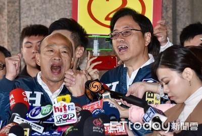 韓國瑜、張善政透露行政院長 「有理想人選」