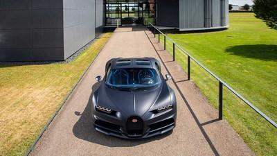 Bugatti堅持「內燃機動力仍是正確的道路」 減碳計畫從種樹開始