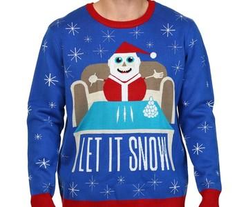 毛衣影射聖誕老人吸毒 沃爾瑪道歉