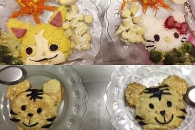 三寶媽做4份卡通餐尪傻眼!5天後成真了