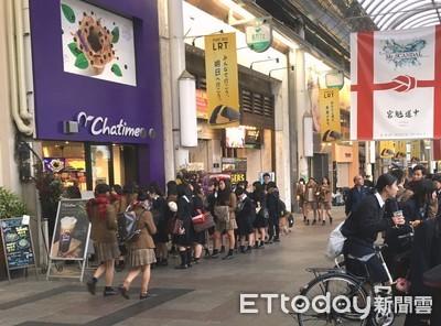 珍珠奶茶日本爆紅「日出茶太」再展店 六角11月營收年增三成