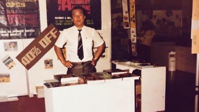 廖英熙高中學歷打敗大學畢業生升主管