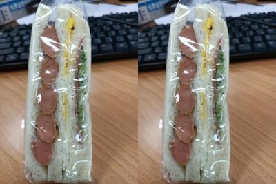 早餐店買三明治!老闆:想吃得買2份 網喊正常