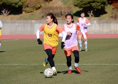 東亞盃/中華女足11日首戰日本