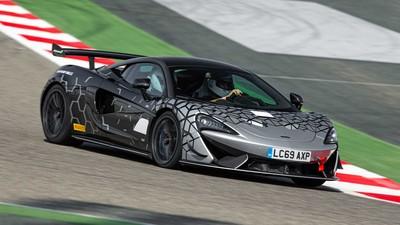 麥拉倫620R「最強Sport」降臨 2.9秒破百簡直是道路GT4賽車!