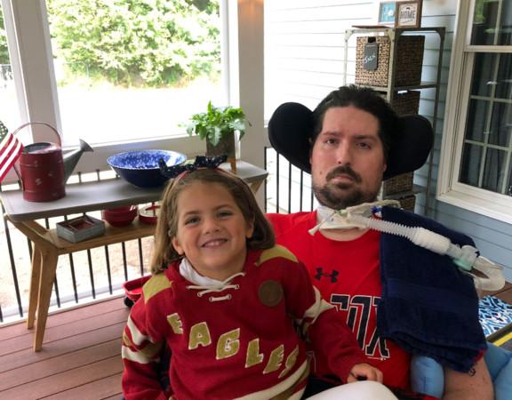 ▲▼ 漸凍症募款冰桶挑戰發起人弗瑞茲(Pete Frates)9日辭世,享年34歲。(圖/翻攝自推特@PeteFrates3)