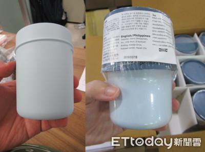 IKEA進口塑膠杯「連2週塑化劑超標」 食藥署將採逐批查驗