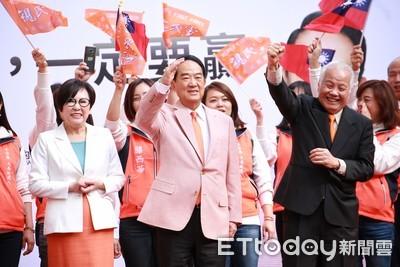 宋楚瑜:國民黨2000年就開始做假民調