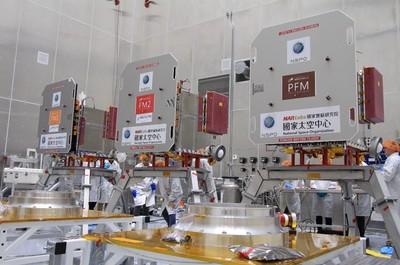 福衛七號釋出首波大氣觀測資料