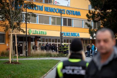 即/捷克醫院槍擊4死 嫌犯在逃