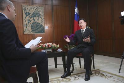新的暴力層級若發生 吳釗燮:台灣會幫助港人