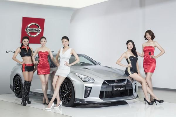 戰神GT-R 50週年紀念款重磅站台 Nissan年底車展主打「智行未來」牌(圖/翻攝自Nissan)