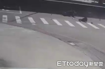 東海女大生撞左轉車破頭亡 單親媽崩潰