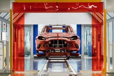 未來電動車產地!Aston Martin啟用St Athan工廠 DBX明年Q2量產