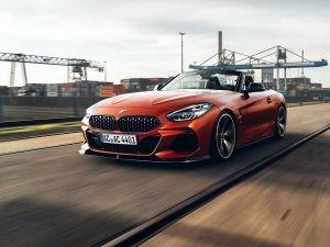 BMW Z4馬力上漲60匹!德國改裝四出尾管上身變「Z4 M」