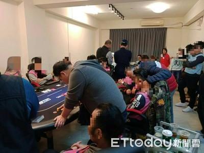 南警破獲職業賭場扣賭資籌碼2249萬