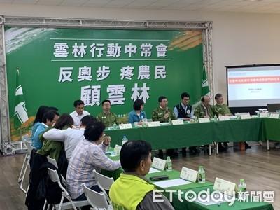 守住雲林「民主防線」 卓榮泰痛批國民黨:去年文旦之亂、今年又搞花生之亂