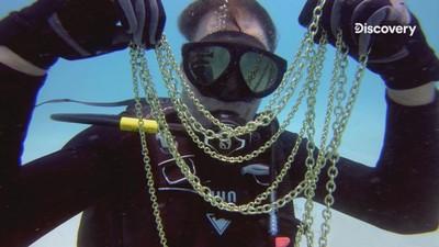 沉寂400年 寶藏船浮出加勒比海
