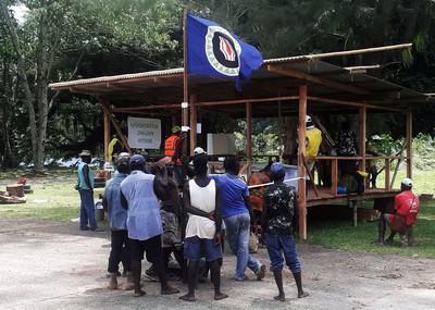 布干維爾公投出爐 98%贊成獨立