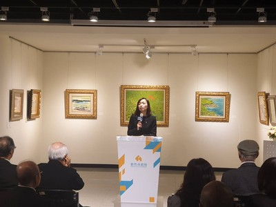「新構造社」在新竹文化局展出