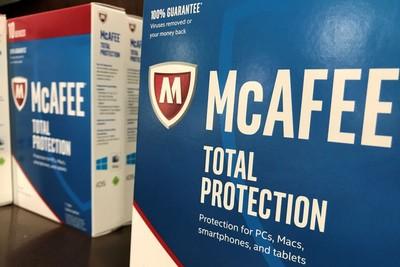 McAfee傳想與NortonLifeLock合併 若談成將是資安業近期最大案