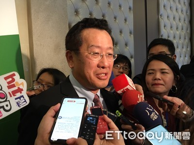台灣金融中心排名倒退 顧立雄提2說明