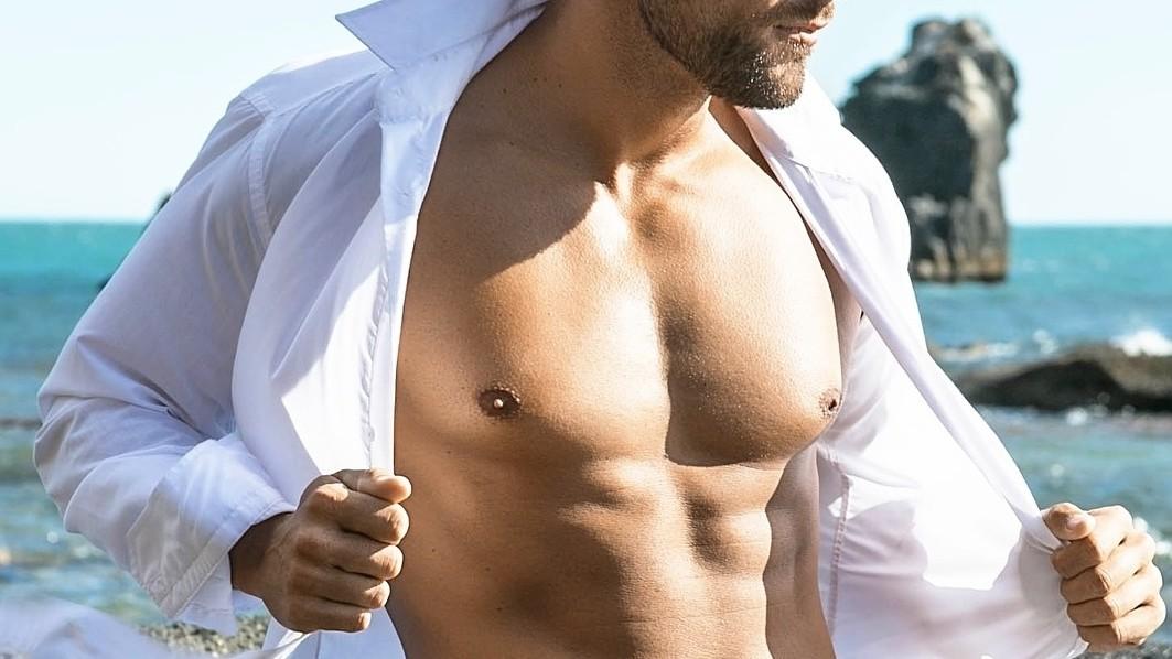 ▲男人,性,肌肉男。圖/取自免費圖庫Pixabay)