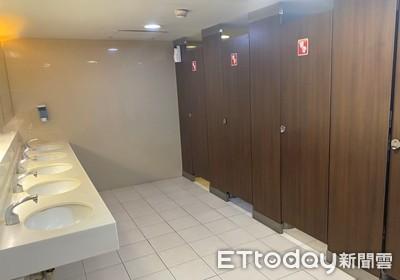 已婚碩士到女廁偷拍 櫃姐圍堵報警