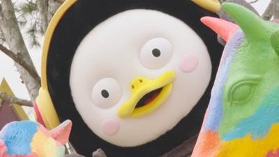 超萌企鵝練習生!韓國「Pengsoo」說話有江湖味 大跳TWICE舞身體超軟Q