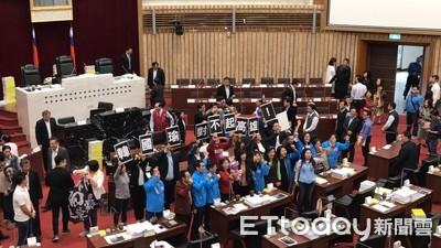 陸淑美喊「韓國瑜當選」 綠轟:踐踏民主