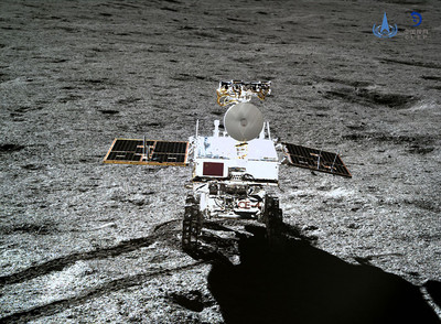 玉兔二號成「工作時間最長」月球車