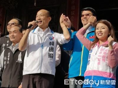韓國瑜:農委會變成花錢部