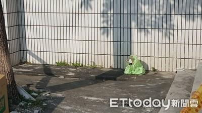 國民黨台南後壁區黨部疑似爆裂物 鴨舌帽男放的
