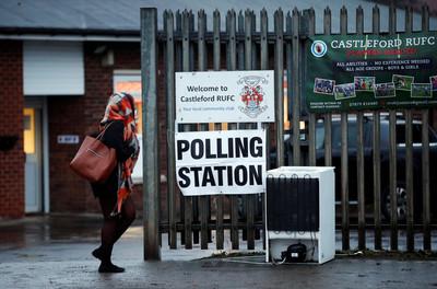 不斷更新/英大選出口民調「保守黨368席」