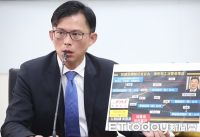 黃國昌批張綱維:這樣也敢撒謊?