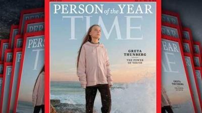 16歲環保少女「登時代雜誌」!網一面倒怒批:她只是個情緒失控的演員