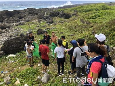 台東縣離島居民認養海灘成果豐碩