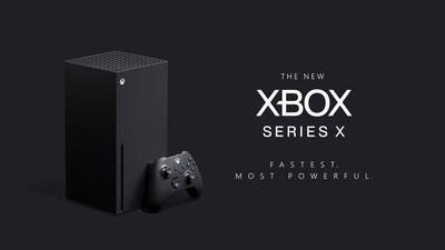 Xbox新主機Series X 2020年推出! 微軟說GPU比Xbox One強八倍