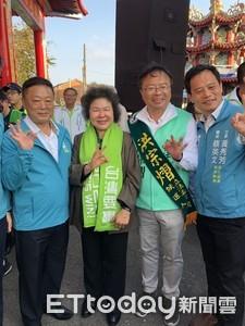臨時人員拖垮高雄預算 陳菊澄清