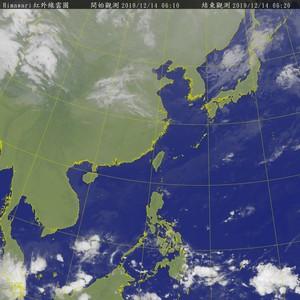 今起連4天「小陽春」 19日北台變天濕涼