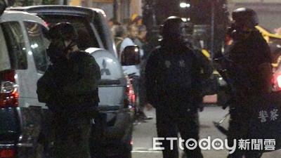 警匪對峙13小時逮人 赫見1公斤撒旦之母